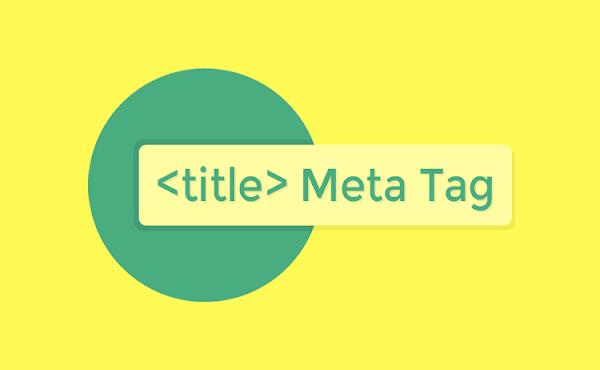 Memasang Title Meta Tag Blogger dengan Tag Conditional Terbaru