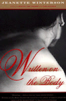 Book cover of Written on the Body by Jeanette Winterson