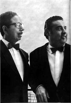 Horacio Salgan y Ubaldo De Lio