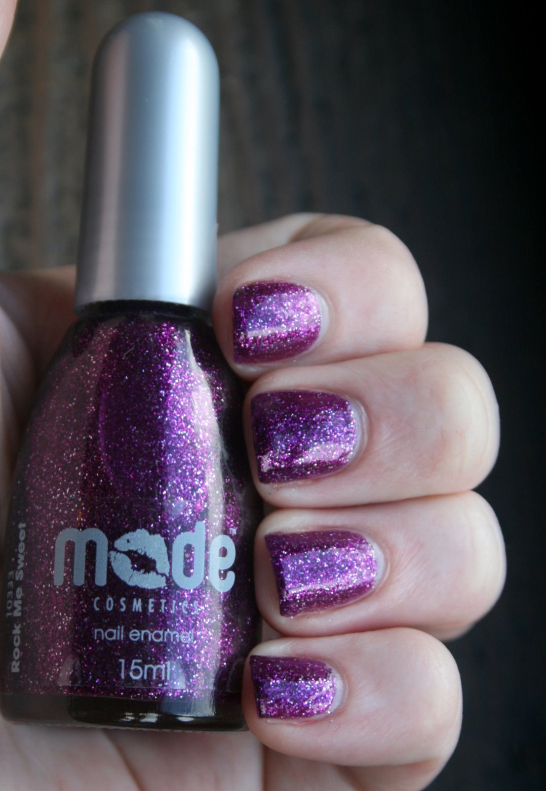 Mode Rock Me Sweet swatch