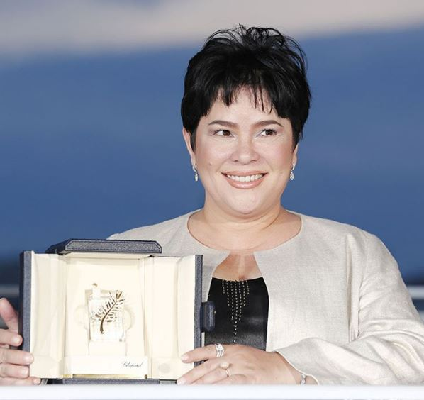 Filipina actress Jaclyn Jose named best actress at Cannes