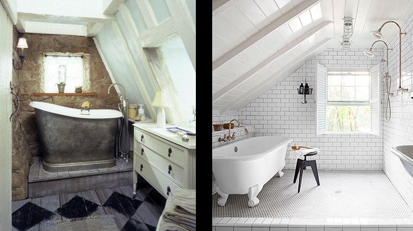 la fabrique d co un grenier douillet. Black Bedroom Furniture Sets. Home Design Ideas