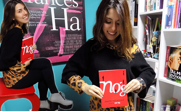 Look + book: Nós, de David Nicholls