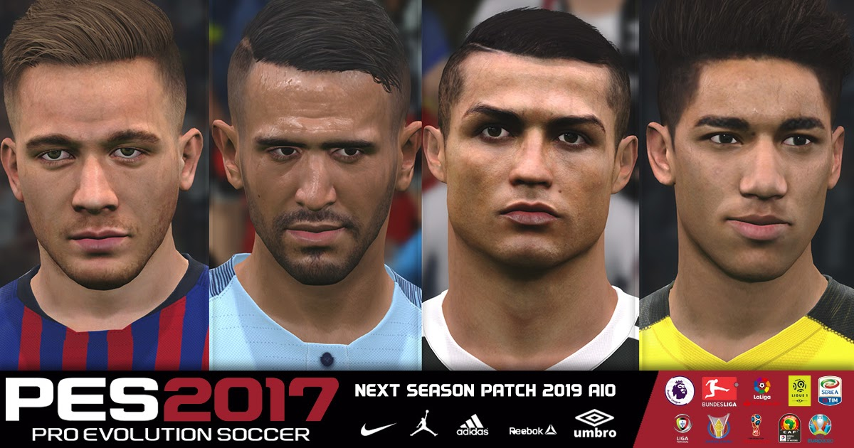 PES 2017 Next Season Patch 2019 All In One - Released 18 07 2018