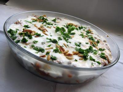 Chicken fattah recipe arabic food recipes chicken fattah forumfinder Choice Image