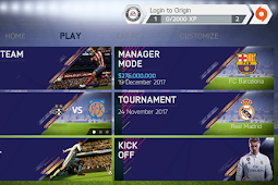FIFA 14 Mod FIFA 18 Deluxe Edition Update 18 Full Unlock [898 MB] Android