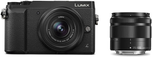 Panasonic DMC-GX80W (pack)