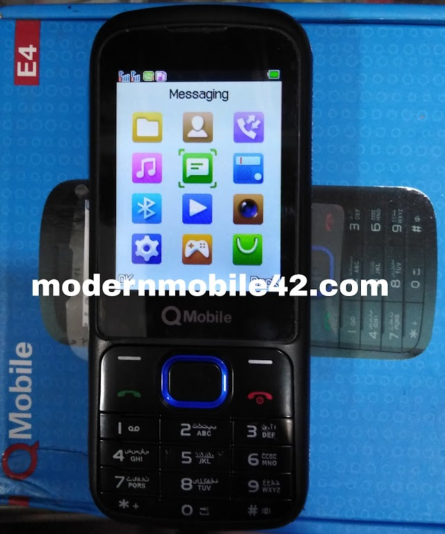 qmobile e4 flash file q2