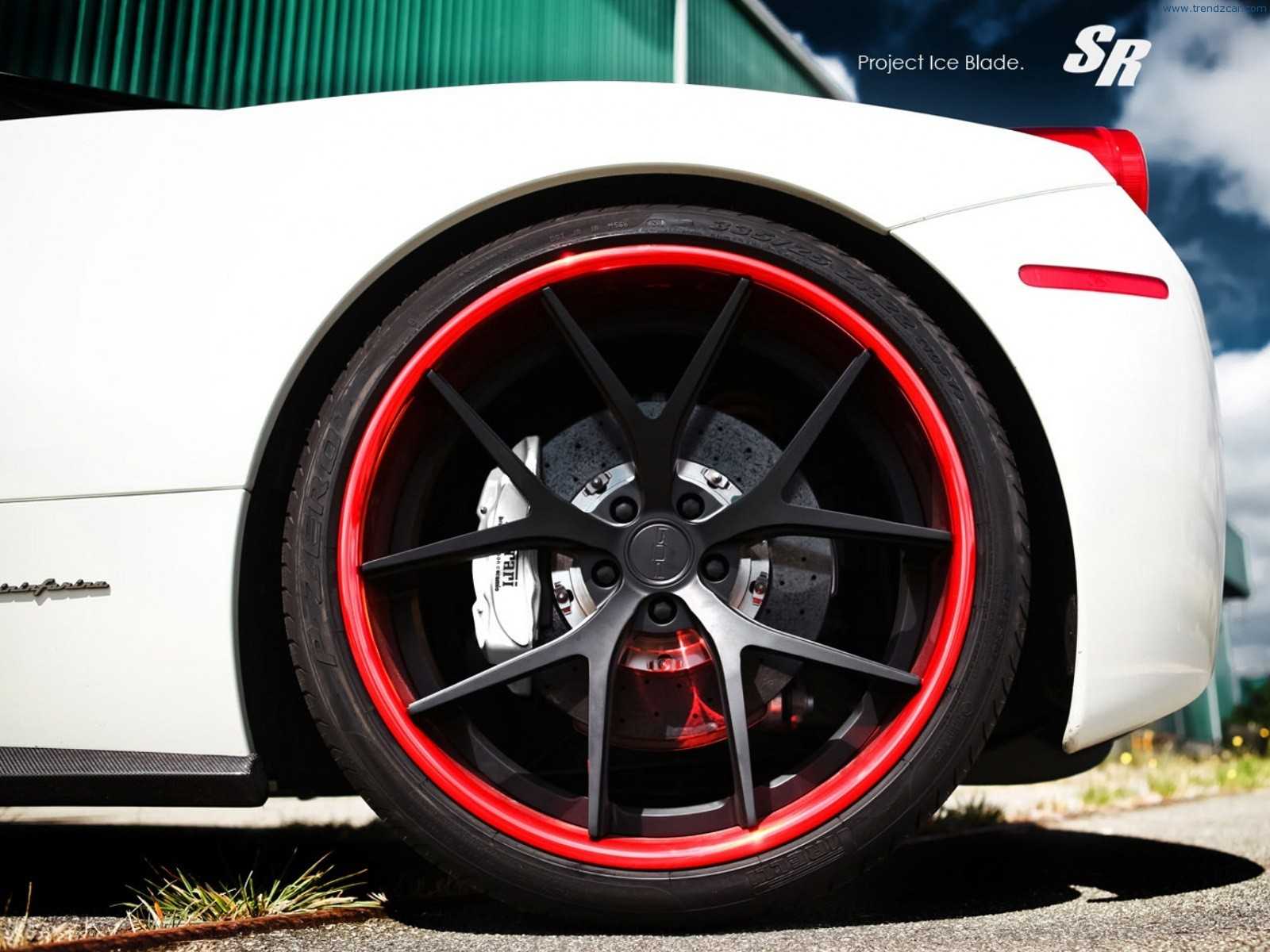 Exotic Cars Cool Rims