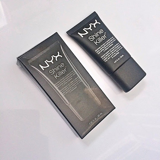 REVIEW | NYX SHINE KILLER PRIMER
