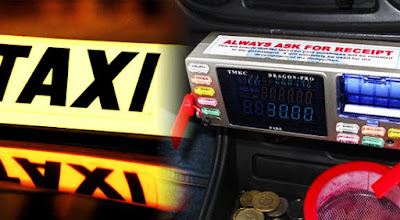 Philippine Taxi Meter