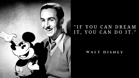Walt Disney Quotes about Disneyland | Famous Quotes of Walt Disney