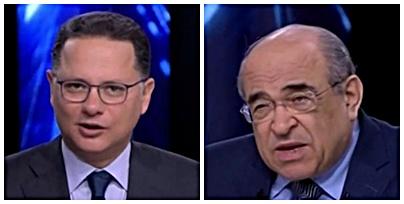 """برنامج يحدث فى مصر 18-1-2017 د/ مصطفى الفقى """"المسكوت عنه"""""""