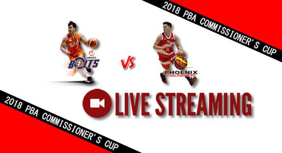 Livestream List: Meralco vs Phoenix June 8, 2018 PBA Commissioner's Cup