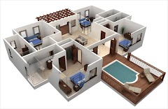 Modern Home Design Floor Plans