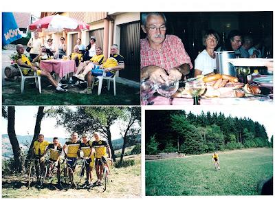 Séjour en Alsace 2004