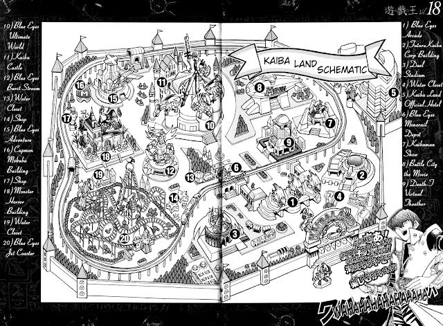 Parque de diversiones diseñado por el mismo Seto Kaiba, para entregarle diversión al publico y sobre todo a los niños huérfanos