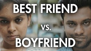 Best Friend Vs. Boyfriend | 1 Kg Biriyani