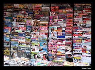 hoarding magazine collecting