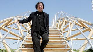 Shigeru Ban. Arquitecto
