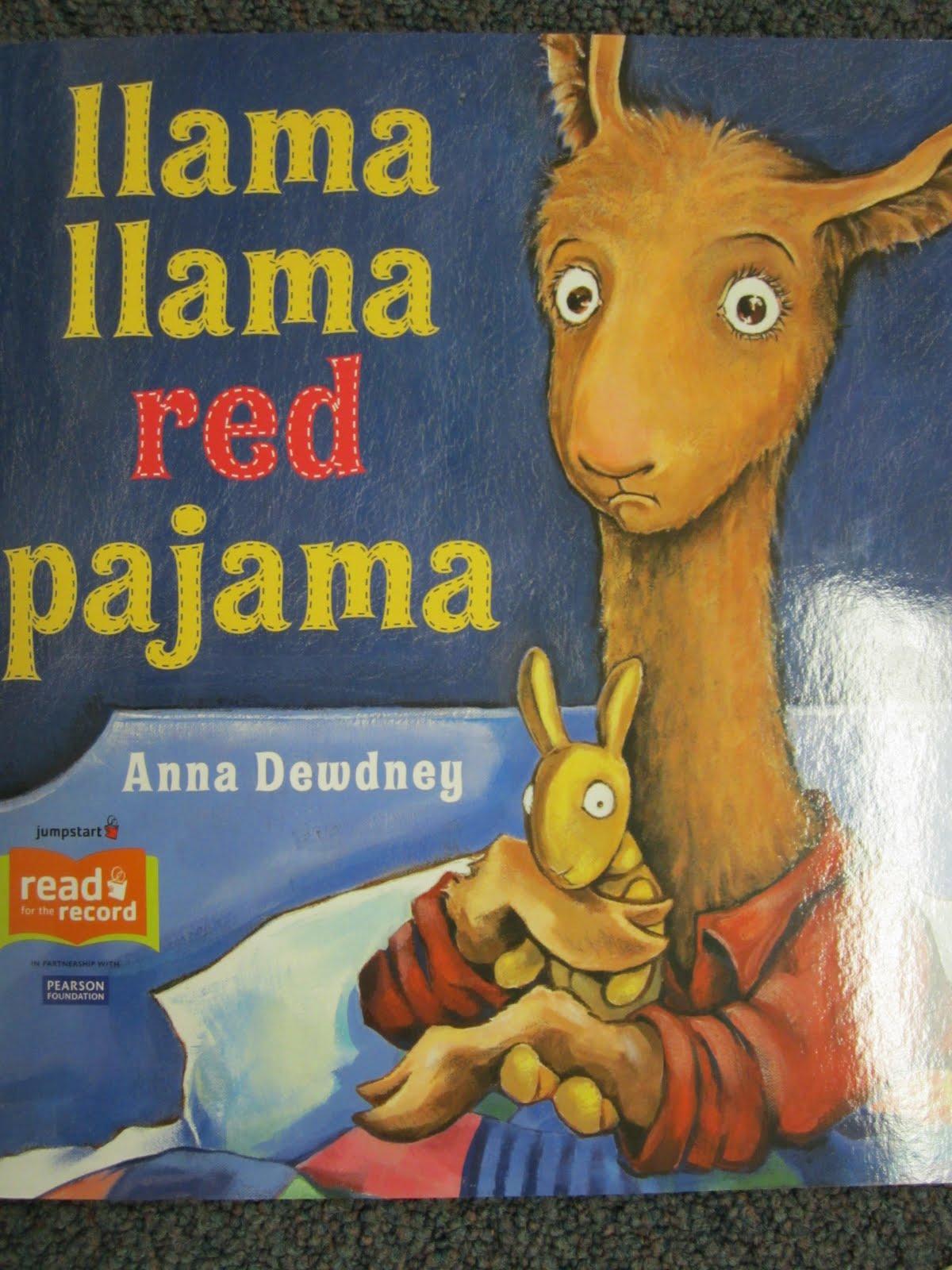 Ttlemindsbigideasspot Llama Llama Red Pajama