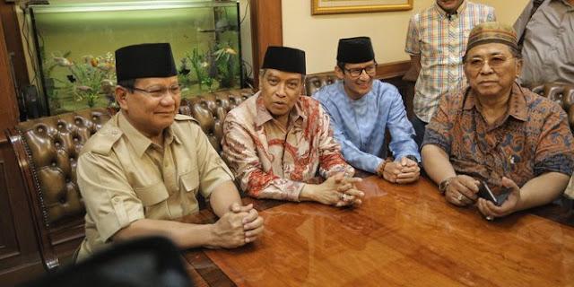 PDIP anggap wajar Prabowo-Sandi bertemu Ketum PBNU