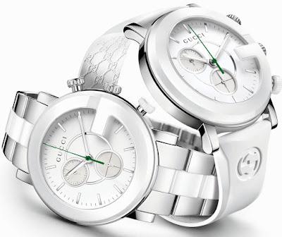 GUCCI G-Chrono Ceramic watch