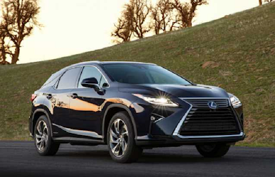 Lexus RX 2018 Review, Redesign, Specification, Price
