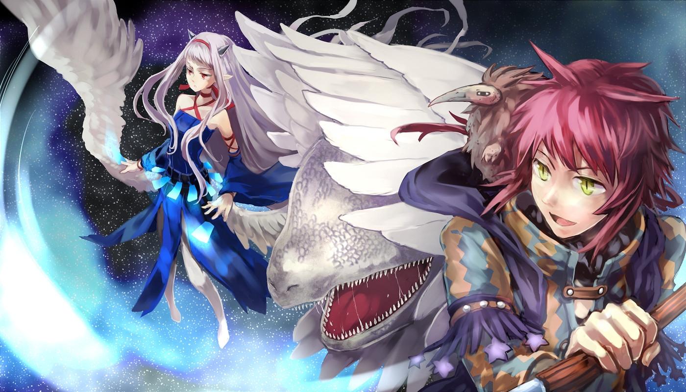 Angel Anime Girl Wallpapers