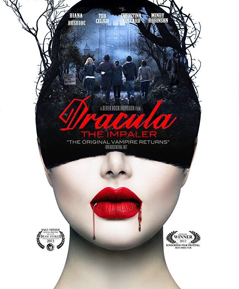Dracula The Impaler (2013) Hindi Dual Audio 300MB BluRay 480p ESubs