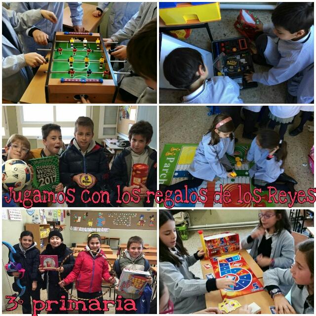 Agustinas Valladolid - Primaria - Reyes Magos