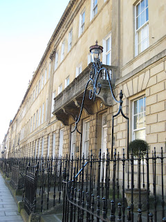 Hannah More's home in Bath  76 Great Pulteney Street