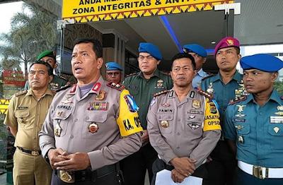 8 Prioritas Sasaran Pelanggaran Dalam Operasi Zebra Krakatau 2018