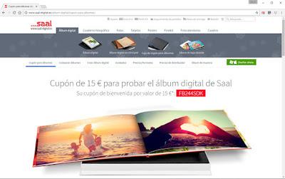 Prueba de producto: Álbum Saal Digital