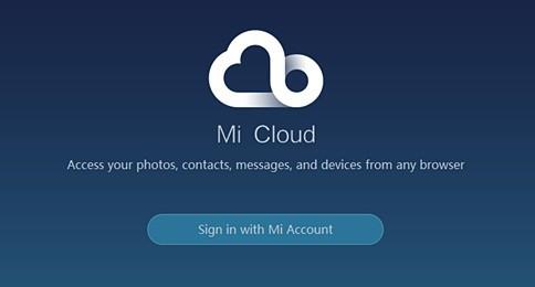 Cara Menghapus Akun Mi Cloud Xiaomi