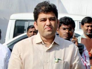 शिवसेना विधायक ने मराठा आरक्षण आंदोलन के समर्थन में दिया इस्तीफा