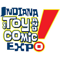 Indiana Toy & Comic Expo Logo