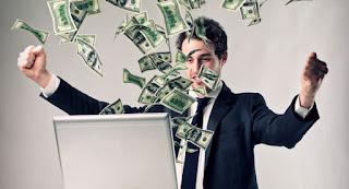 Cara menghasilkan uang dari blog (catatan Adi)