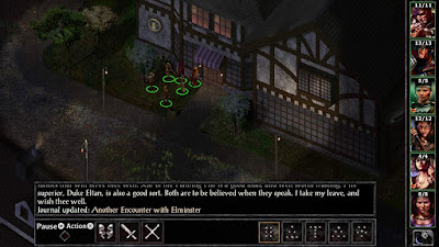 Baldurs Gate Enhanced Edition Game Screenshot 1
