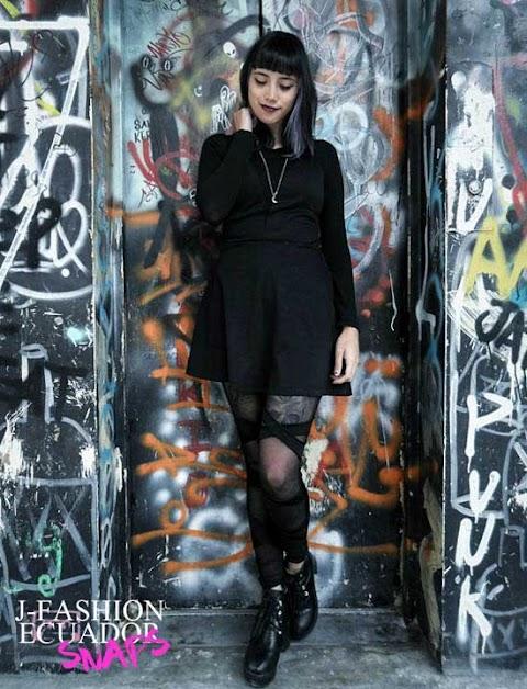 Street Fashion Snap #6: Ale Frankenstein