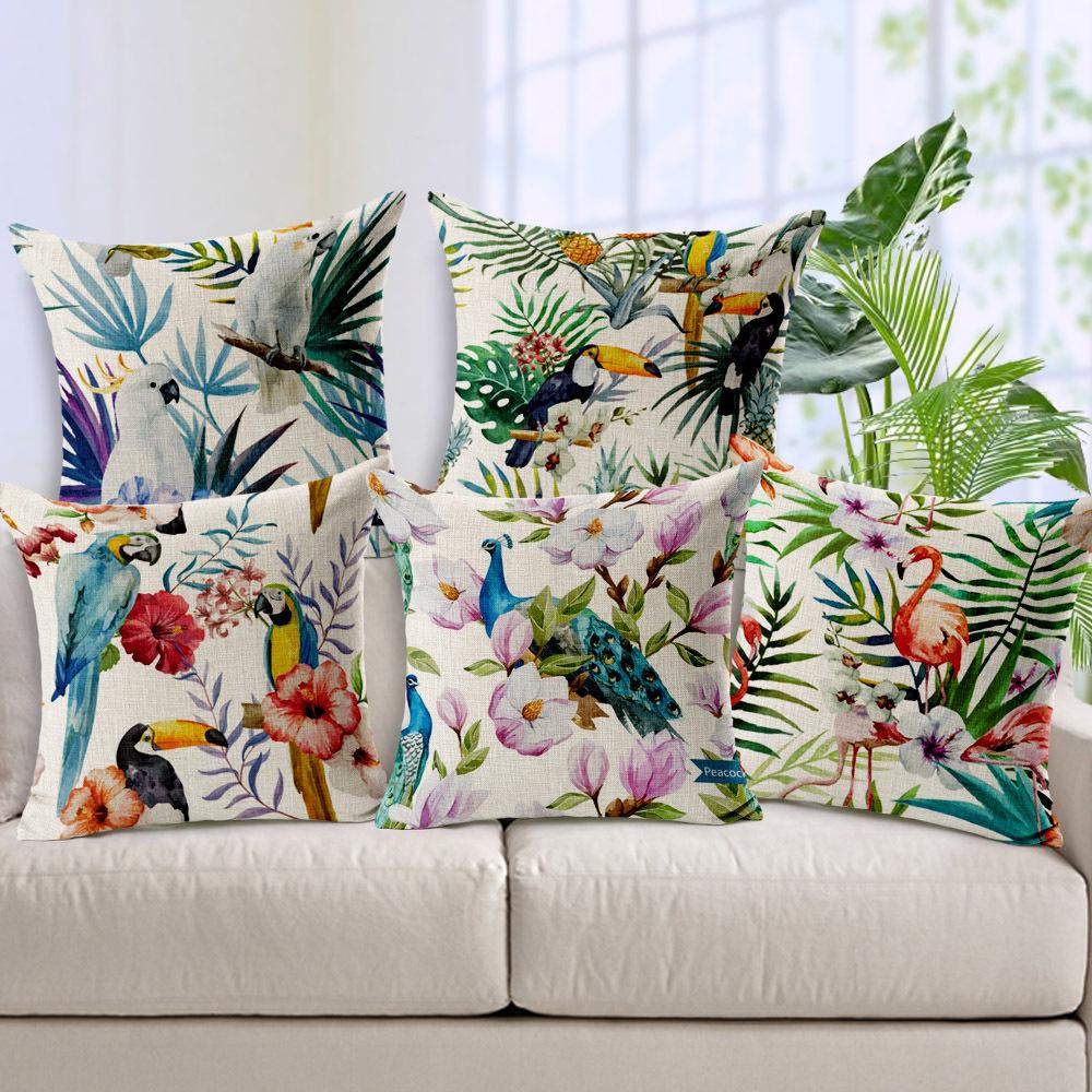 almofadas pe as chave de uma decora o harmoniosa decora o e ideias. Black Bedroom Furniture Sets. Home Design Ideas