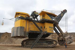 alat berat terbesar di dunia