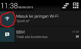 Cara Menggunakan Voucher Wifi id di Hp Android
