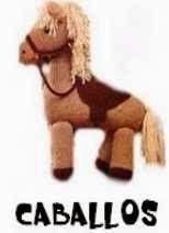 CABALLO, HORSE, AMIGURUMI