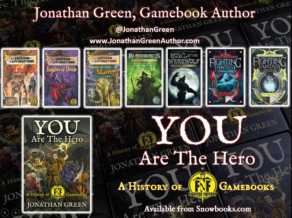 Jonathan Green Author Interactive Fiction Saturday Adventurex