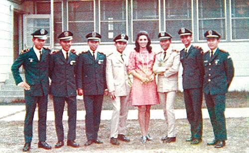 Vụ lấy cắp chiếc máy bay UH-1A  và  cái tên Điệp viên Hồ Duy Hùng