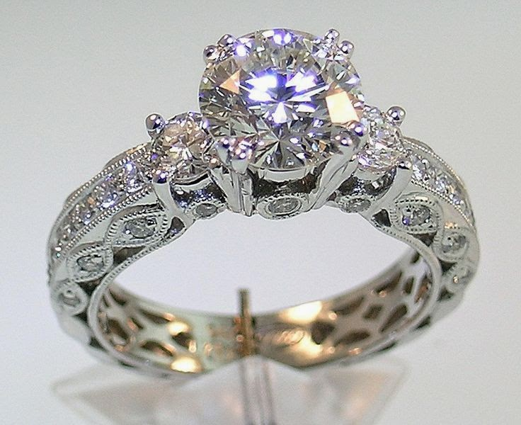 beautiful wedding rings 28 images for - Most Beautiful Wedding Rings