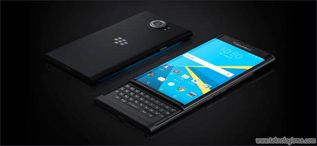 BlackBerry Priv, Android Dengan Privasi dan Keamanan yang Lebih Baik