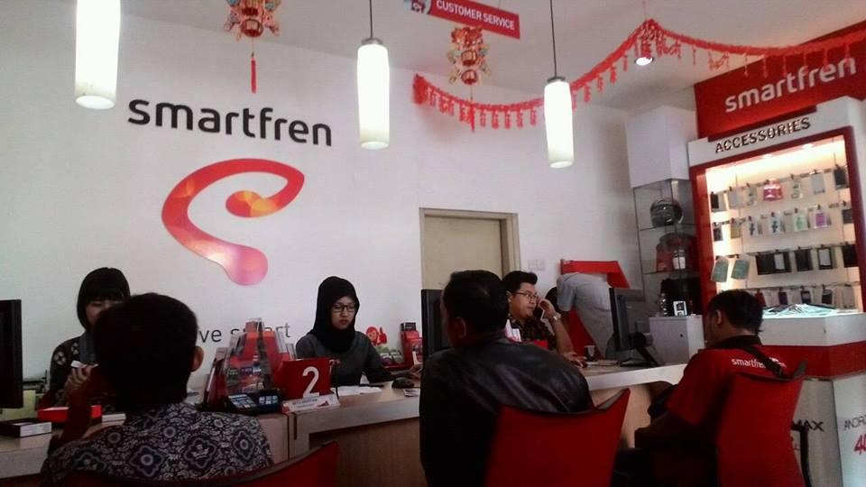 Alamat service center di Indonesia