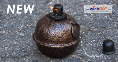 NEW: Smudge Pots Retro Highway Flare Torch Pods